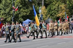 степан полторак, полторак, минобороны украины, министерство обороны украины, польша, варшава, парад в варшаве, армия польши, день польской армии, мид украины