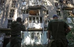 киевский район, донецк, днр, происшествия, обстрел, восток украины, донбасс