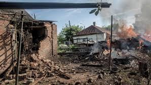 Донецкая область, Юго-восток Украины, происшествия, АТО