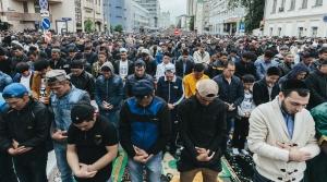Ислам, Митинг в Москве, Праздник Ураза-байрам