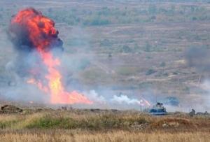 вооруженные силы украины, полигон, киевская область, учения, армия украины, мина, взрыв, гибель, раненые, погибший, новости украины, чп