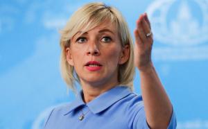 Россия, МИД, Мария Захарова, коронавирус, Италия, гуманитарная помощь, бесполезность, мнение