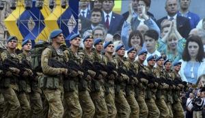 украина, армия, парад, киев, независимость, полторак