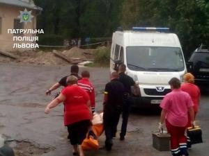 Полиция, Львов, Психбольница, Заложники, Видео, Штурм, Пострадавшие