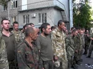 обмен пленными, переговорщики, днр, военные