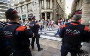 Голосование, Референдум, Каталония, Испания, Независимость, Избирательные участки