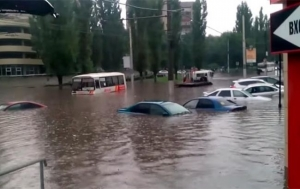 Туапсе, предупреждение, штормовое, города, паводков, власти, поездки, обрушились, катаклизмы, людей, погибнуть