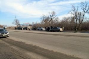 полиция Украины, нападение добровльцев на полицейских, Славянск, Краматорск, происшествие, Украина