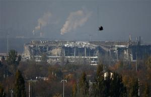 сергей лоико, фото, донецк, армия россии, террористы, киборги, аэропорт