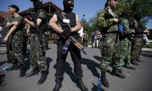 донецк, наступление, ополчение, днр, украинская армия