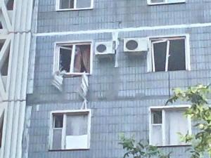 Запорожье, взрыв, жилой дом
