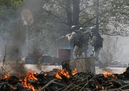 АТО, Луганск, обстрелы, села, город, мужчина, погиб, Москаль