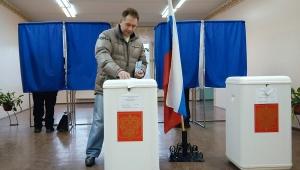 россия, выборы, участки