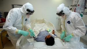 лихорадка эбола, происшествия, общество, великобритания, шотландия, медицина