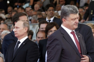 путин, порошенко, политика, переговоры, новости украины, новости россии