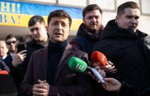Украина, политика, выборы, зеленский, кандидат, супрун, медицина, реформа