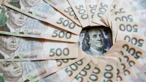 Доллар, гривна, валюта, девальвация, ревальвация