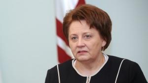 Лаймдота Страуюма, латвия, санкции против рф, россия, украина, донбасс, политика, общество