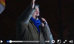 саакашвили, митинг, видео, киев, новости украины