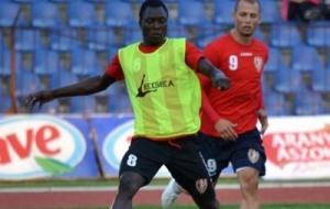 "футбол, ""Металлург"" (Запорожье), Нурудин Орелес, Нигерия, нигериец"