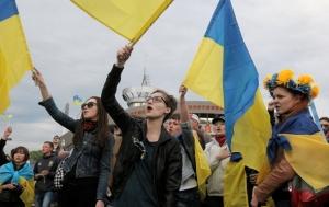 митинг, общественники, переселенцы, оккупация Донбасса и Крыма, ВПО, Кабмин