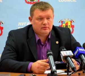 """Луганск, """"ЛНР"""", Алексей Русаков, арест, """"министр ЖКХ """"ЛНР"""", происшествия, видео, Украина"""