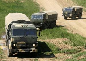 камаз, урал, скорпион, лша, нефаз, вездеход, тягач, грузовик, мвд, армия, россия, рф, испытания, горы, пустыня