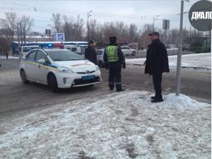 милиция, днепропетровск, эвакуация
