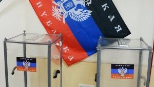 ДНР, ЛНР, выборы, общество, Донецк, Луганск, Донбасс, АТО