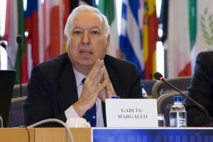Хосе Мануэль Гарсия-Маргальо, мид испании, санкции против россии, политика, экономика ,ес