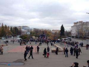 Москва, митинг, Новороссия, Битва за Донбасс