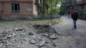 15 октября, Донецк, обстрел, Киевский район