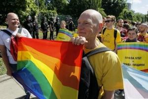 Киев Прайд, ЛГБТ, Марш равенства-2017, Киев, Киевская полиция, новости Украины, угрозы в адрес геев