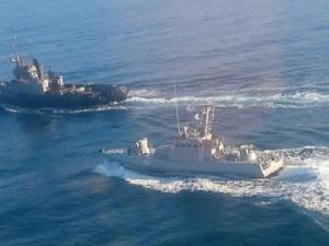 Украина, Сарган, луценко, подозрение, Керченский пролив, украинские моряки, захват корабля, Россия