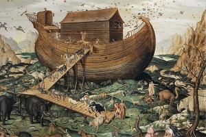 Библия, ковчег, ноев, Интернет, кадры, обнаружен, цивилизация, существование, остров, Сирии, история, христиане, иудеи