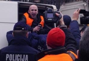 грэм филлипс, арест, задержание, рига, латвия, новости, происшествия, журналист, общество, видео