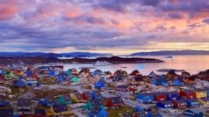 Гренландия, изменения климата, ледник, таяние льдов, белые медведи, тюлени