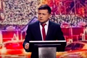 зеленский, выборы, томос, украина, порошенко, скандал