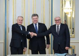 Украина, Франция, Нормандская четверка, политика, общество