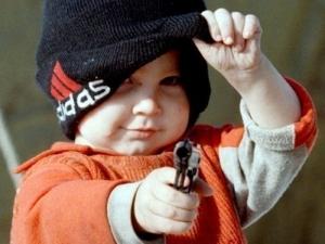 сша, происшествие, пистолет, общество