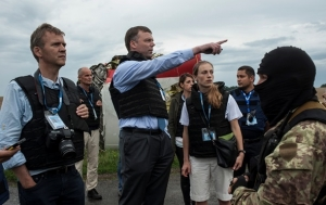 Александр Хааг, обсе, происшествие, донецкая область, донбасс, восток украины