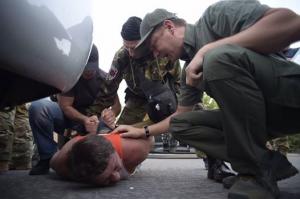 ляшко, бердянск, мэр, стаханов, задержание