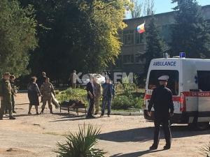 Украина, Крым, Керчь, Теракт, Очевидцы, Происшествие, Трагедия.