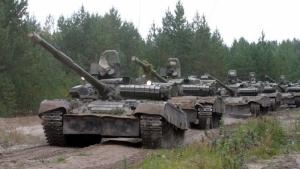 днр, дебальцево, восток украины, отвод техники, донбасс, басурин, минские соглашения