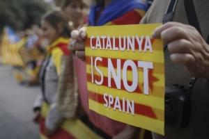 каталония, испания, референдум, отделение, срыв