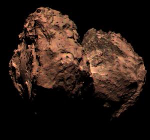 комета 67Р/Чурюмова-Герасименко, космос, Rosetta