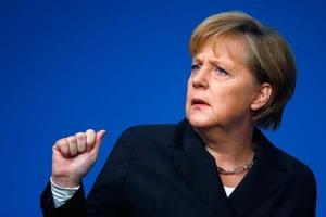 Меркель, санкции, Россия, мир, конфликт, отсрочка