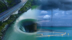 Бермудский треугольник, аномалия, происшествия, феномен, воронка, портал, ад, природные катастрофы