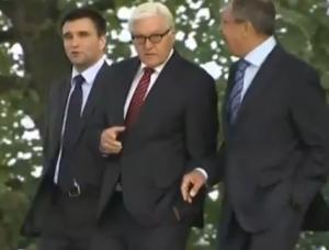 АТО, Донбасс, переговоры в Берлине, МИД Украины, МИД России, Германия, Франция