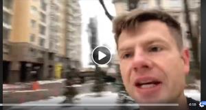 Гончаренко, Зеленский, видеообращение, газ, переселенцы